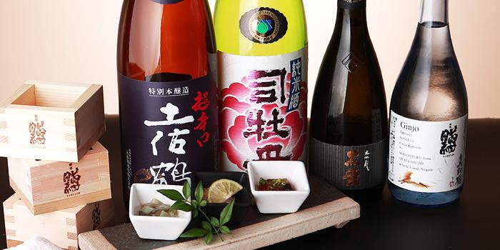 Sake from Ginza Kuroson in Robertson Quay, Singapore