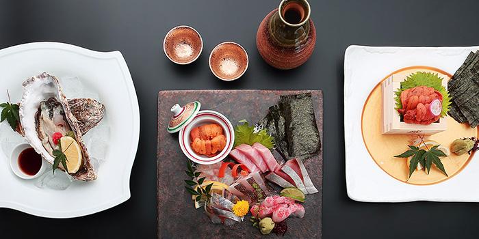 Sashimi Set from Ginza Kuroson in Robertson Quay, Singapore