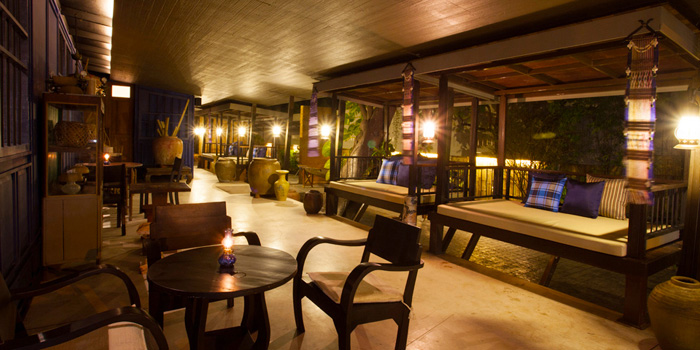 Interior of The Local in Upper Sukhumvit, Bangkok