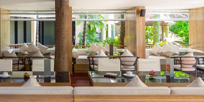 Interior of Suan Bua Thai Restaurant at Central Plaza Ladprao, Bangkok