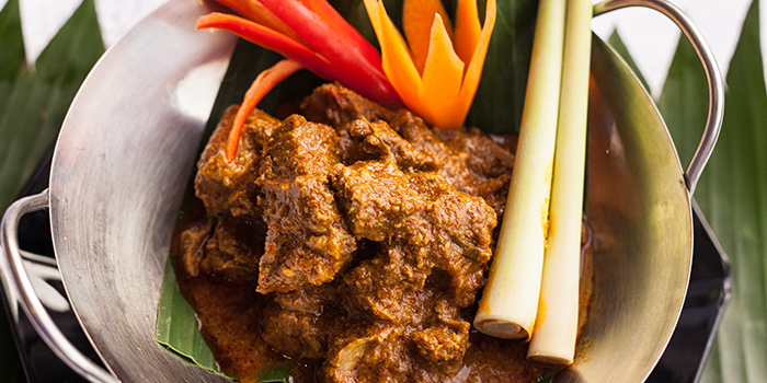 Rendang Daging Sapi from Kintamani Indonesian Restaurant at Furama RiverFront in Outram, Singapore
