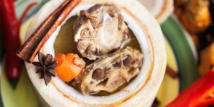 Sop Buntut Busantara from Kintamani Indonesian Restaurant at Furama RiverFront in Outram, Singapore
