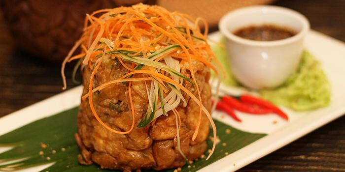Tahu Telur Surabaya from Kintamani Indonesian Restaurant at Furama RiverFront in Outram, Singapore