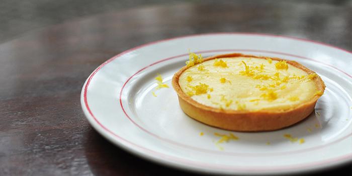Lemon Tart from L