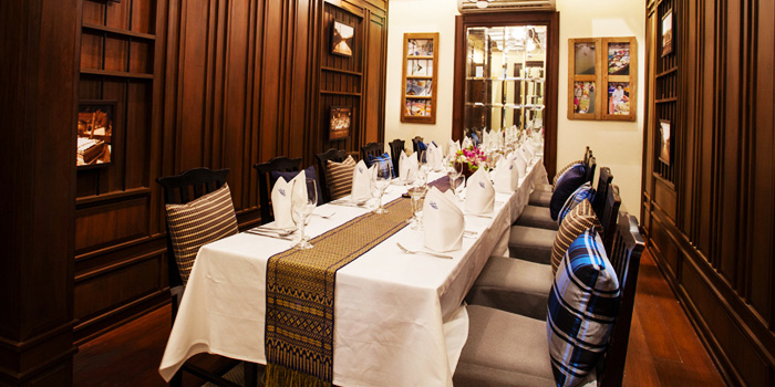 Private Dining Room of The Local in Upper Sukhumvit, Bangkok