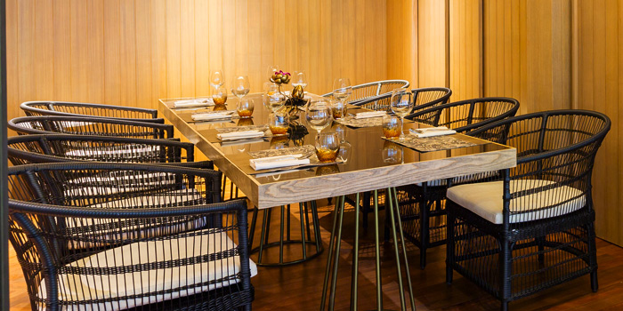 Private Room from Suan Bua Thai Restaurant at Central Plaza Ladprao, Bangkok