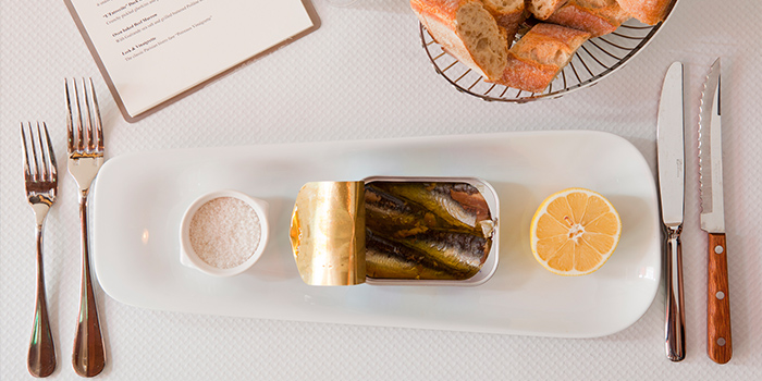 Sardines from L