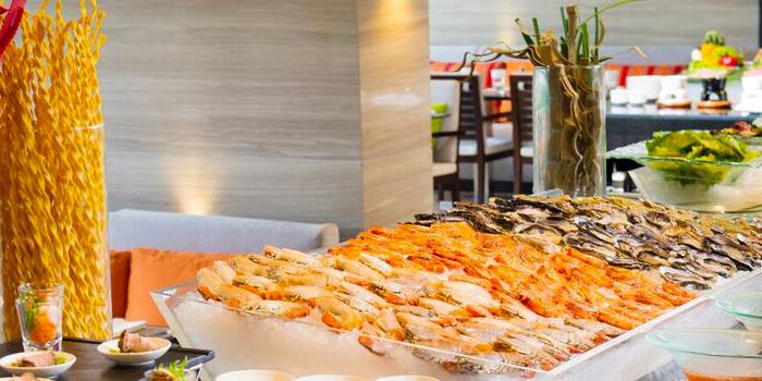 Seafood Station from Zeta Cafe at Holiday Inn Sukhumvit, Bangkok