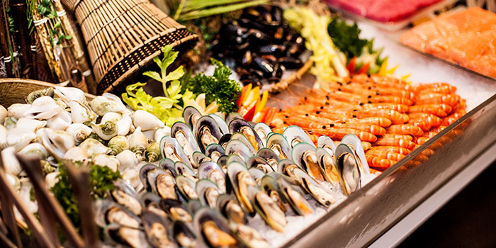 Seafood Corner from The Square @ Furama at Furama RiverFront in Outram, Singapore