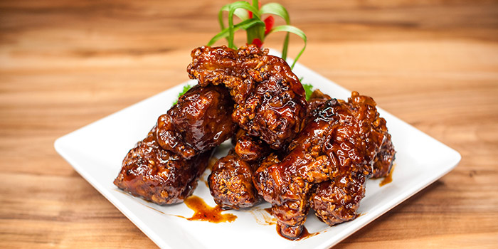 Pork Ribs from Uncle Leong Signatures (Waterway Point) in Punggol, Singapore