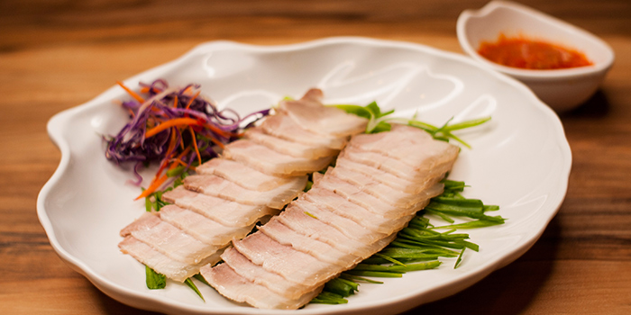 Sliced Pork from Uncle Leong Signatures (Waterway Point) in Punggol, Singapore