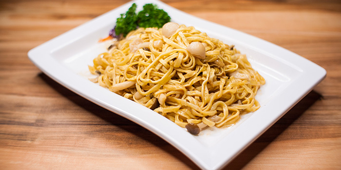 Noodles from Uncle Leong Signatures (Waterway Point) in Punggol, Singapore