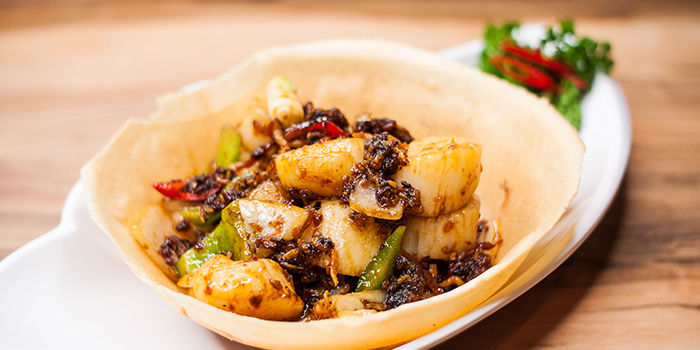 Scallops from Uncle Leong Signatures (Waterway Point) in Punggol, Singapore