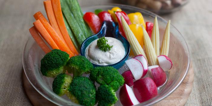 Vegetables Dish from Broccoli Revolution in Thonglor, Bangkok