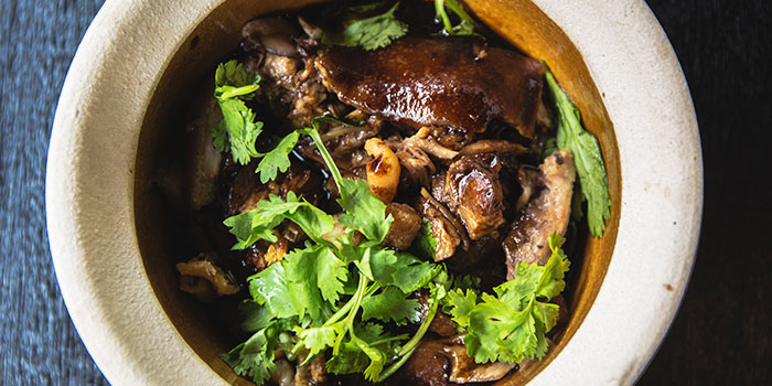 Slow Braised Knuckles from WANTON in Chinatown, Singapore