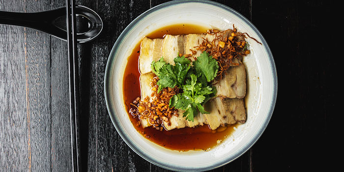 Soy Glazed Pork Belly from WANTON in Chinatown, Singapore