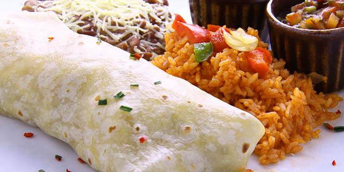 Breakfast Burrito from Amigos (Kemang) in Kemang, Jakarta