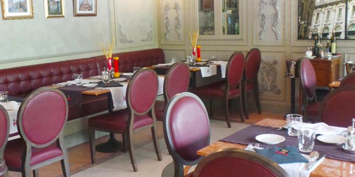Dining Area from Galleria Milano in Sukhumvit Soi 20, Bangkok