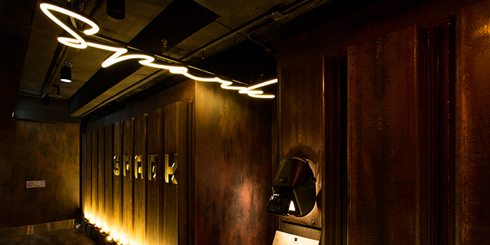 Exterior of SPARK Bar & Restaurant, Central, Hong Kong