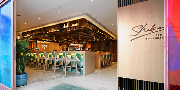Exterior of Shoku Japanese Binchotan Grill, Repulse Bay, Hong Kong