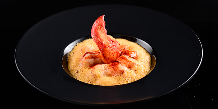 Le Homard Main from Fleur de Sel Le Restaurant in Tanjong Pagar, Singapore