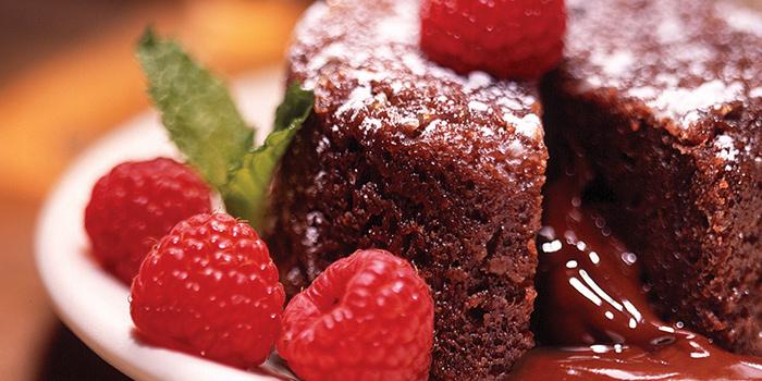 Hot Chocolate Cake from Morton