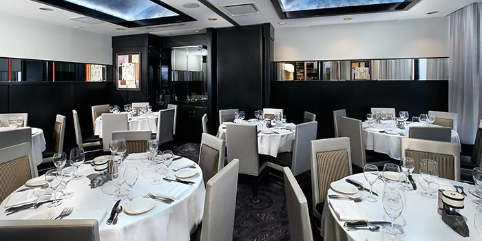 Private Dining Room in Morton