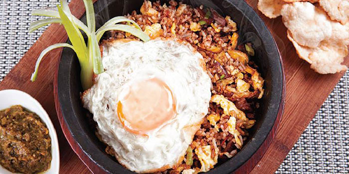 Nasi Goreng Kambing from Queen
