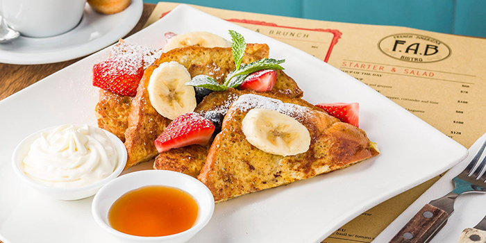 French Toast, F.A.B., Central, Hong Kong