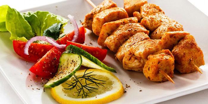 Kebabs from Queen