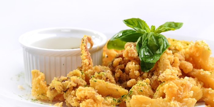 Calamari from Bobby