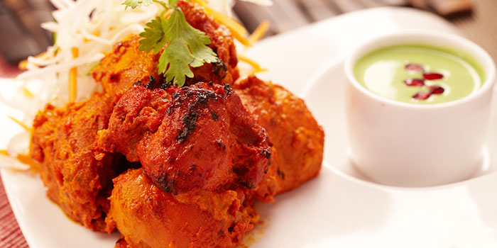 Chicken Tikka from Chutney Mary (East Coast) in East Coast, Singapore