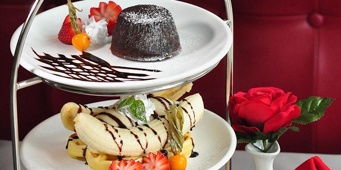 Dessert, Bridal Tea House, Yau Ma Tei, Hong Kong