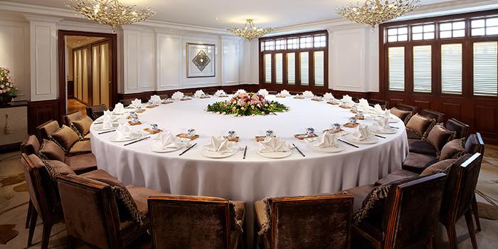 Private Dining Room in Man Fu Yuan in InterContinental Singapore in Bugis, Singapore