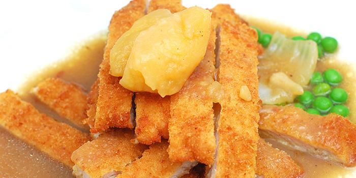 Pork Chop from Mooi Chin Place in Village Hotel Bugis in Bugis, Singapore