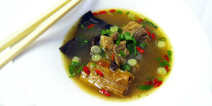 Mutton Soup from Mooi Chin Place in Village Hotel Bugis in Bugis, Singapore