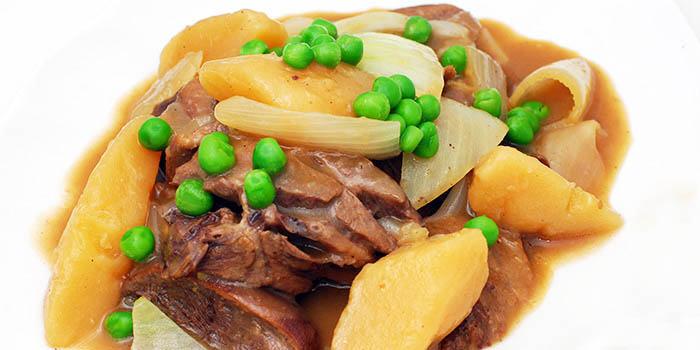 Ox Tongue Stew from Mooi Chin Place in Village Hotel Bugis in Bugis, Singapore