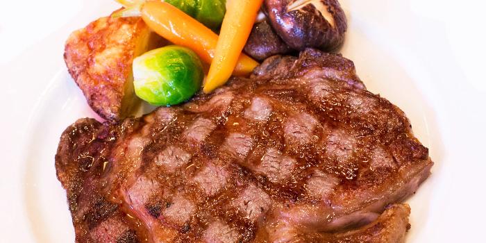 Australian Wagyu Beef Steak from The Tavern Restaurant in River Valley, Singapore