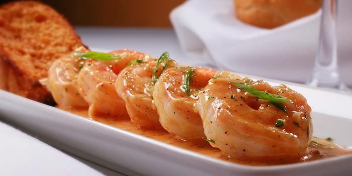 BBQ Shrimp, Ruth