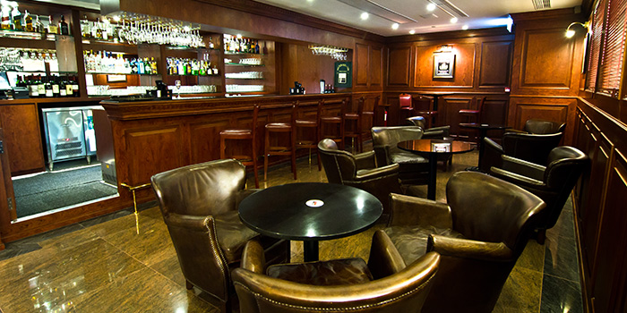 Bar Area of Ruth
