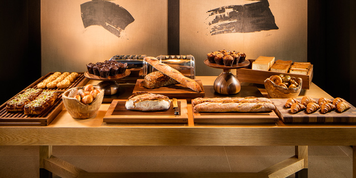 Bread Station, Grand Cafe, Wan Chai, Hong Kong