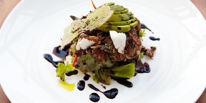 Crab Meat Avocado Salad with Balsamic Vinegar from Café Milano at Sindhorn Tower on Wireless Road, Bangkok