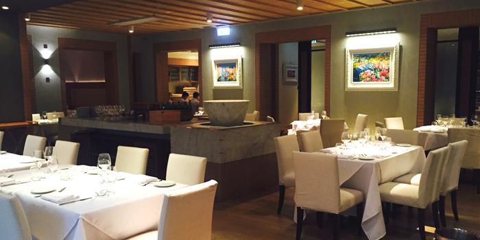 Dining Area of Giando Italian Restaurant & Bar, Wan Chai, Hong Kong