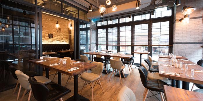 Dining Area, Nebraska, Wan Chai, Hong Kong