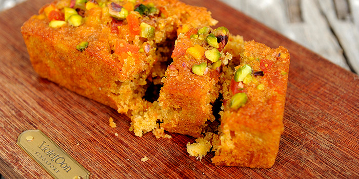 Fruit Cake  from National Kitchen by Violet Oon in City Hall, Singapore