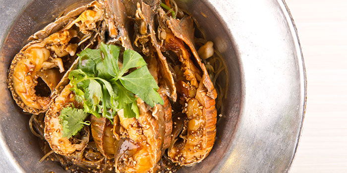 Crayfish from Gin Khao (One Raffles Place) in Raffles Place, Singapore