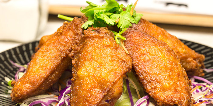 Gai Tod Tom Yum from Gin Khao (One Raffles Place) in Raffles Place, Singapore