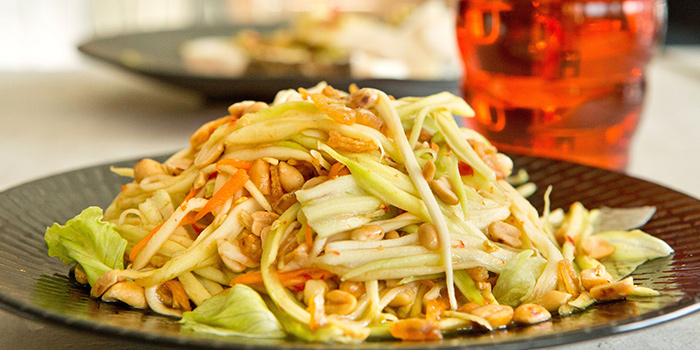 Som Tam from Gin Khao (One Raffles Place) in Raffles Place, Singapore