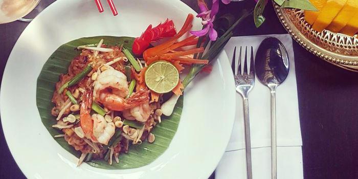 Pad Thai Goong Sod from Madame Shawn in Sukhumvit Soi 49/3, Bangkok