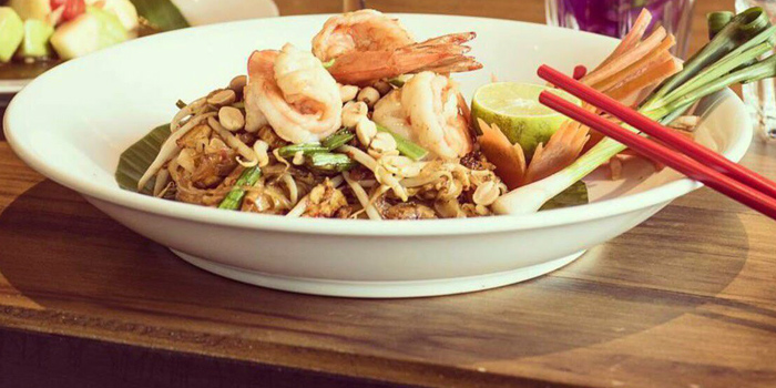 Pad Thai from Madame Shawn in Sukhumvit Soi 49/3, Bangkok